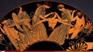 Guido Paduano: Follia e tragedia greca. Il caso Baccanti