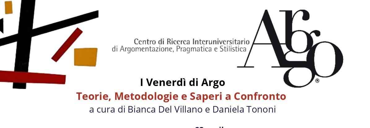 You are currently viewing I venerdì di Argo