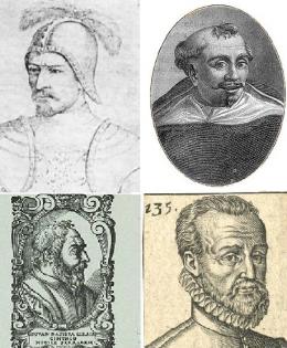 collage autori